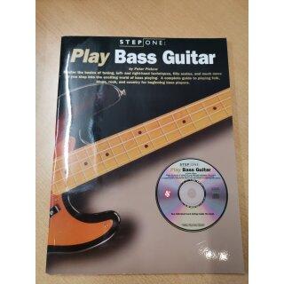 Bass: Play Bass Guitar