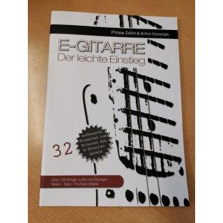 Gitarre: E-Gitarre Der leichte Einstieg