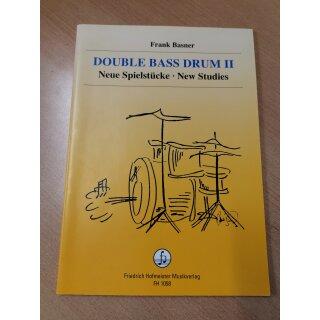 Drumset: Double Bass Drum II, Neue Spielstücke