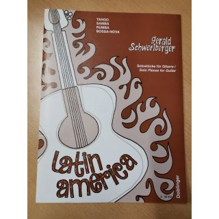 Gitarre: latin america