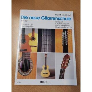 Gitarre: Die neue Gitarrenschule, Band 2