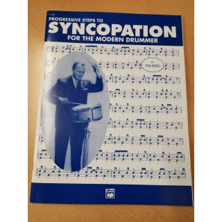 Snare: Syncopation for the modern drummer