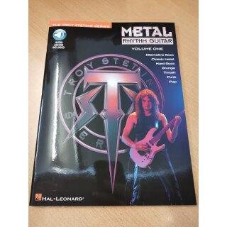 Gitarre: Metal Rhythm Guitar Vol 1