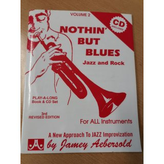 Jazz Allerhand Big Band: Nothing but Blues, Jazz and Rock Volume 2