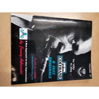 Jazz Allerhand Big Band: John Coltrane 8 Jazz Originals