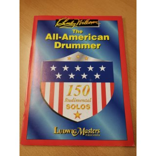 Snare: The All-American Drummer, 150 Rudimental Solos