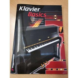 Klavier: Klavier Basics