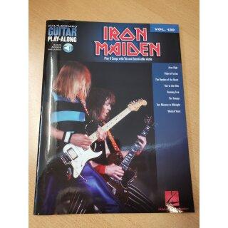 Gitarre: Iron Maiden Play Along