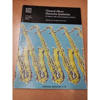 Saxophon: Classical Album
