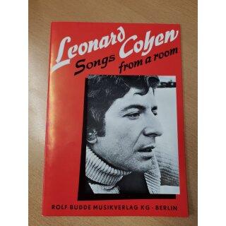Songbook: Leonard Cohen