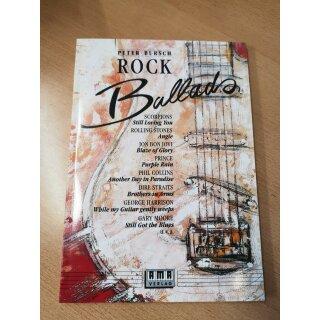 Gitarre: Rock Ballads, Peter Bursch