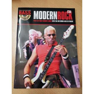 Bass: Songbook, Modern Rock