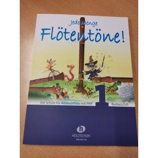Flöte: jede Menge Flötentöne 1 + 2CD
